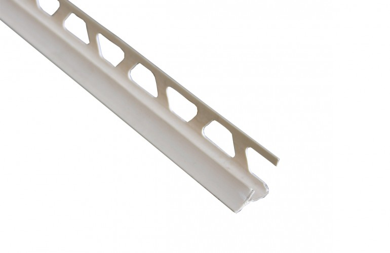 PVC Seramik Fayans İç Köşe Profili