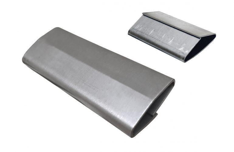 Dkp Y-TU Kapalı Tip Çelik Çember Tokası 19mm 32mm