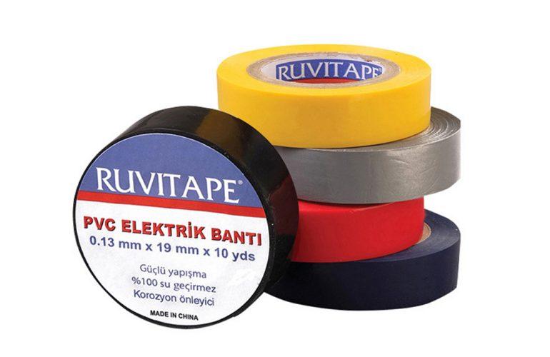 Elektrik Bandı RUVITAPE