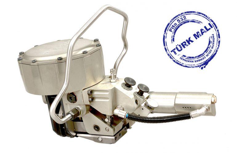 PITA 532 Pnömatik Çelik Çember Makinesi